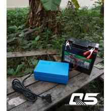 24V3A Автоматическая свинцовая свинцово-кислотная батарея Зарядное устройство Аккумулятор