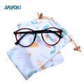 Bolso de gamuza de microfibra para gafas