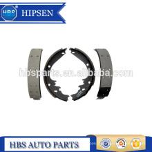 Sapatas de freio OEM NO 1154577/12321456/8126965 para BUICK / CADILLAC / JEEP