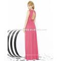 Guangzhou Factory Real Sample Latest Alibaba silk evening dress