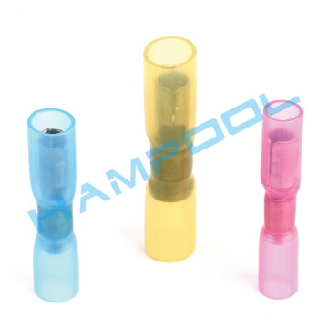 HDPE Shrink Tubing mit Nylon isoliert Bullet Terminal Tubing Solderleeve PVDF