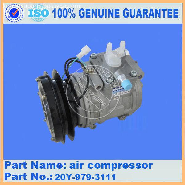 D85a 21 Air Compressor 20y 979 3111
