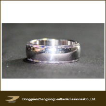 Classic Stainless Steel Ring (ZY-A92)