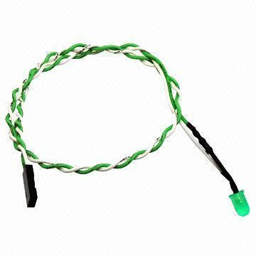 Home Appliances power LED light Wire Harness