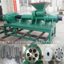 High Quality Low Price Single Span Charcoal Bar Making Machine