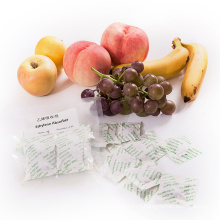 Ethylene Absorbing Packets And Filters Extend The Shelf Life Of Fruits, Vegetables And Flowers