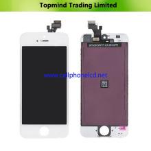 Écran LCD pour iPhone 5 avec écran tactile blanc