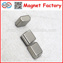 strong arc shape neodymium magnets for motor
