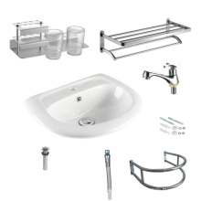 one stop shopping bathroom sanitary faucet  accessories sets