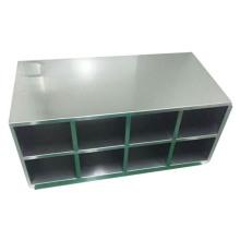 SUS shoe cabinet design