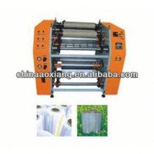 RW-500 top quality full Automatic máquina de rebobinadeira cortadora de papel usado