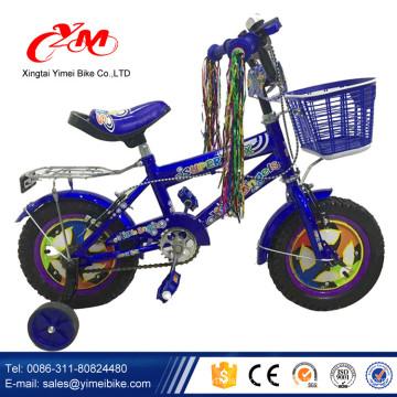 Bici del niño de la calidad del CE para el bebé de 1 año / modelos nuevos Bicicletas de dibujos animados del niño del modelo / bicicletas de los niños para la venta en sri lanka para el bebé