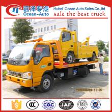 Vehículo ligero vendedor caliente de la recuperación de JAC 4ton para la venta