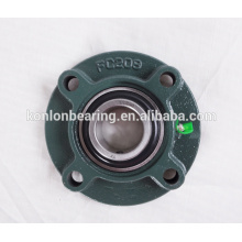 Chrome steel Gcr15 ucfc 211 pillow block bearing