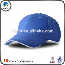 100 cotton blank hats/baseball hat