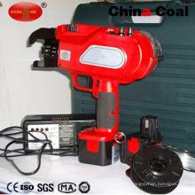 Pistola de atado de batería Automático Max Steel Rebar Wire Tier Machine