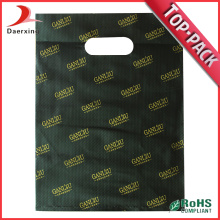 Plastic Die Cut Handle Shopping Poly Bag