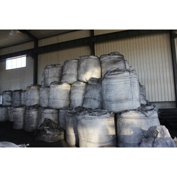 Graphite for steel making