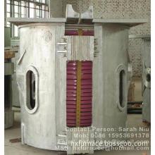 Induction Furnace for copper melting 500kg
