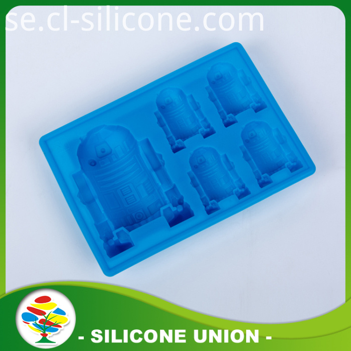 Bule Silicone Mould