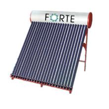 Hoher Wirkungsgrad Kompakte Solarwarmwasserbereiter für Zuhause