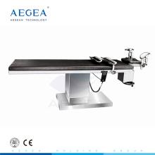 AG-OT027 Krankenhausspezialist elektrische Energiepatientenbehandlung OP-Tisch chirurgisch