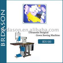 Máquina de costura de vestido cirúrgico ultra-sônico