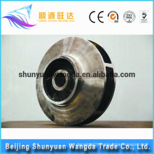 Custom high precision OEM Casting marine engine water pump impeller