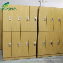 Durable Multilayer phenolic compact laminate school hostel locker/lockers for sale