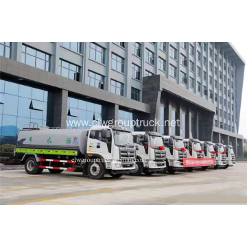 Cheapest 15000 liters water tank truck