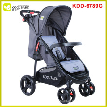 CE Approved Baby Kinderwagen Customized Farbe / Baby Pram Hersteller Hot Sales Pushchair