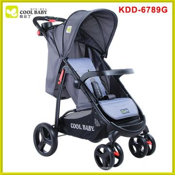 CE Approved Baby Kinderwagen Customized Farbe / Baby Pram Hersteller Hot Sales Pushchair