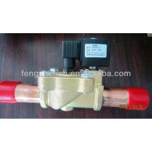 Válvula solenóide 220v ac válvula solenóide de alta pressão