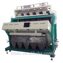 Quinoa Seed Clasificador Óptico CCD Quinoa Seed Color Separation Machine
