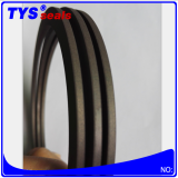 Filled PTFE material BRT TYS China manufacturer factory direct Cylinder bearing gasket