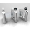 Dynamic face recognition thermometer attendance machine