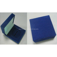 Blue Velvet Box Without Logo