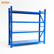 metal boltless steel shelf for warehouse storage