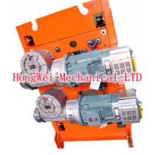 Construction Hoist Part Driving Device -2 Motors Hoist