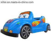 Carro modelo elétrico plástico personalizado do projeto da fábrica do OEM