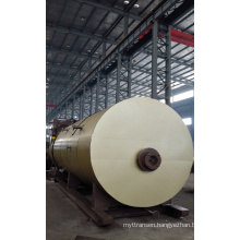 Horizontal Oil (Gas) Condensing Steam Boiler H1