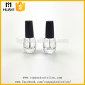 wholesale clear glass empty nail polish bottle 15 ml
