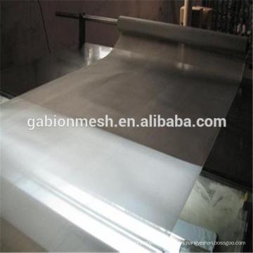 304 Malla de alambre de acero inoxidable (316 / 316L / 304 SS WIRE) / malla de alambre de acero inoxidable 316