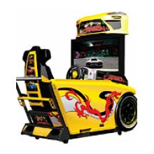 Arcade Game Machine, Jogo Arcade