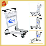 Airport Passenger Baggage Luggage Trolley Cart with Brake