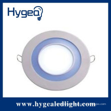 Color Changing Round (4+2)W LED Panel Light