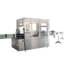 Chinese Manufacturer Automatic Hot Melt Glue BOPP Labeling Machine For Mineral/Pure Water Square Bottles