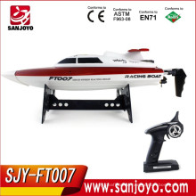 Hot selling Remote control boats Feilun FT007 Upgraded 2.4G remote control toys 4CH Water Cooling High Speed RC Boat