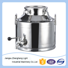 Stainless Steel Insulation Barrel with Butterfly Valve