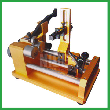 Shaft concentricity tester shaft manufacturing machine